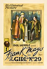 The Girl in Number 29 Poster
