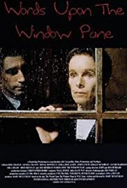 Words Upon the Window Pane Poster