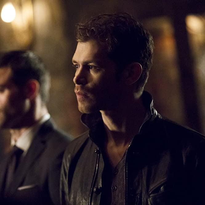 Daniel Gillies and Joseph Morgan in The Originals (2013)