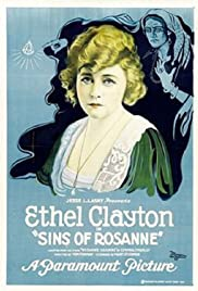 The Sins of Rosanne Poster