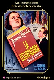 Back Street (1932) Poster - Movie Forum, Cast, Reviews