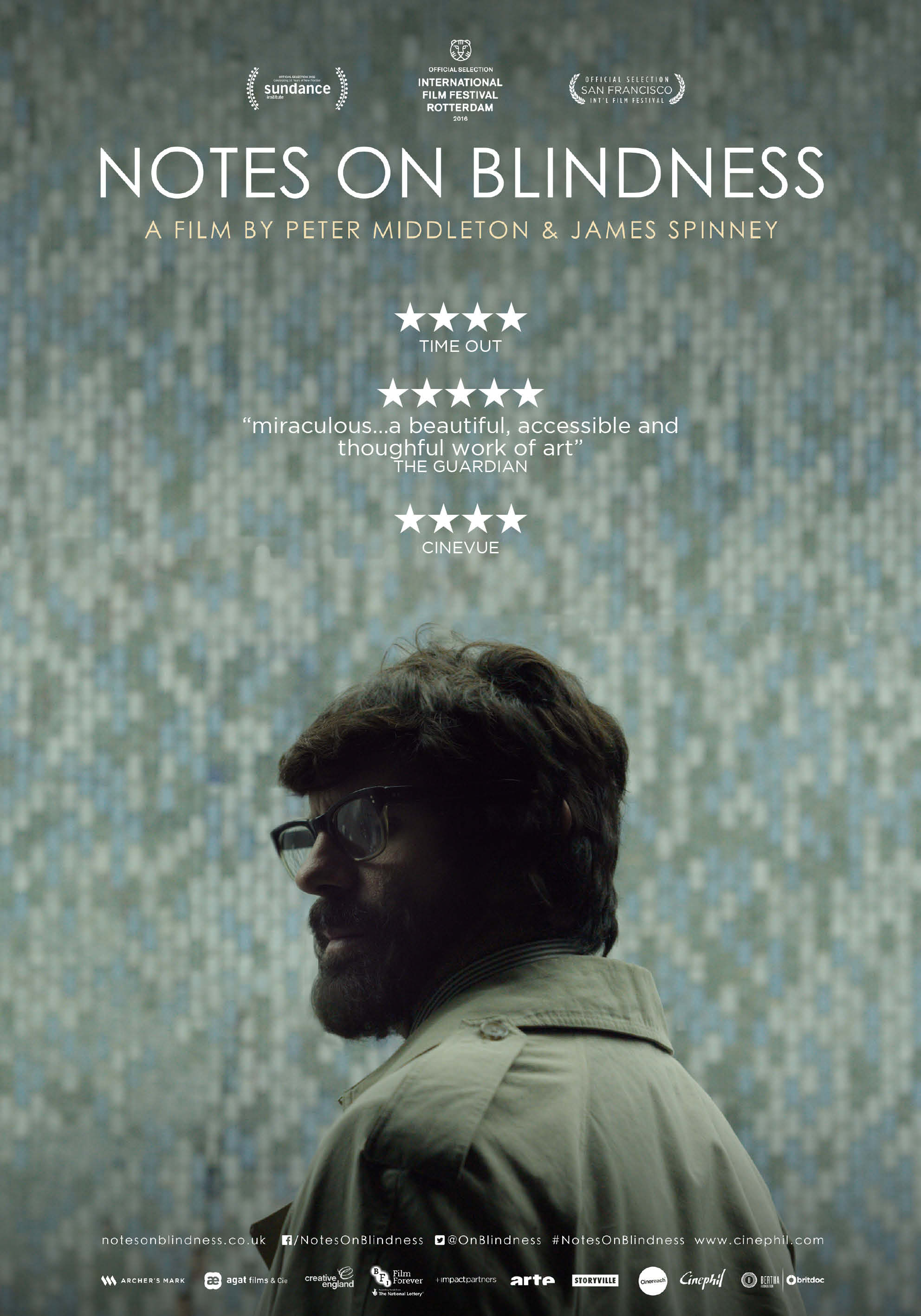 image Notes on Blindness Watch Full Movie Free Online