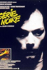 Série noire(1979) Poster - Movie Forum, Cast, Reviews