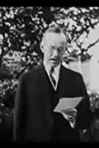 Image of President Coolidge, Taken on the White House Grounds