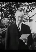 President Coolidge, Taken on the White House Grounds