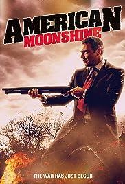 American Moonshine Poster