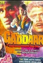 Gaddaar Poster