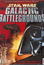 Star Wars: Galactic Battlegrounds Poster