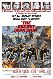 The Secret Invasion Poster