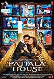 Patiala House (2011) Poster - Movie Forum, Cast, Reviews