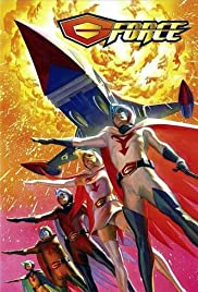 G-Force: Guardians of Space Poster - TV Show Forum, Cast, Reviews