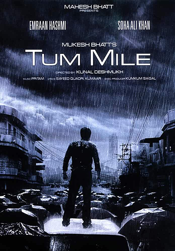Tum Mile 2009 Full Hindi Movie 480p DVDRip full movie watch online freee download at movies365.ws