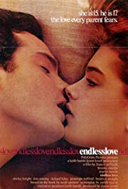 Endless Love (1981) Poster - Movie Forum, Cast, Reviews