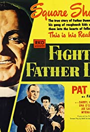 Fighting Father Dunne Poster