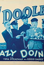 Crazy Doings Poster