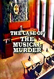 Perry Mason: The Case of the Musical Murder Poster