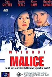 Without Malice Poster