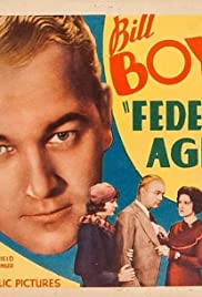 Federal Agent Poster