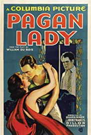 The Pagan Lady Poster