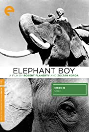 Elephant Boy (1937) Poster - Movie Forum, Cast, Reviews