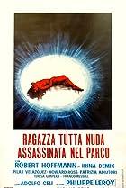 Image of Ragazza tutta nuda assassinata nel parco