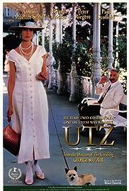 Utz(1992) Poster - Movie Forum, Cast, Reviews