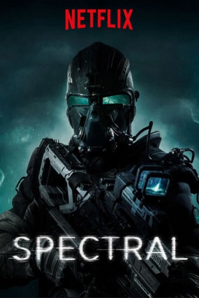 Spectral (2016)