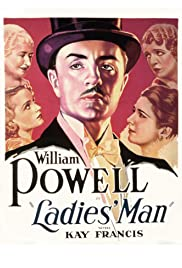 Ladies' Man Poster