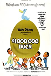 The Million Dollar Duck (1971) Poster - Movie Forum, Cast, Reviews