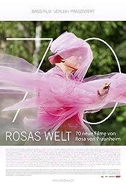 Rosas Welt - 70 neue Filme von Rosa von Praunheim Poster