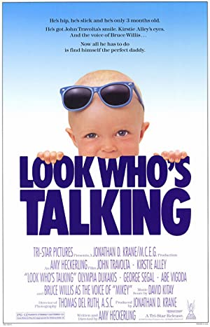 Look Who's Talking poster
