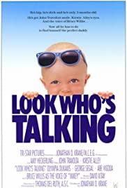 Look Who's Talking (1989) Poster - Movie Forum, Cast, Reviews