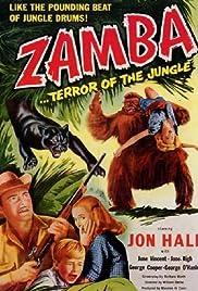 Zamba Poster