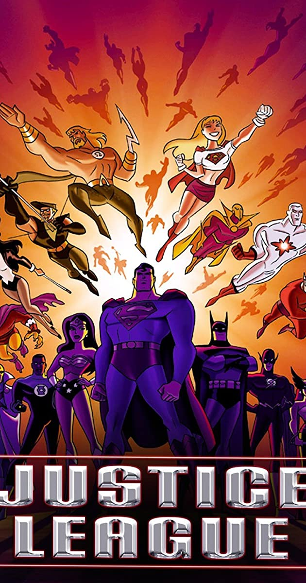 justice league tv series 2001�2004 imdb