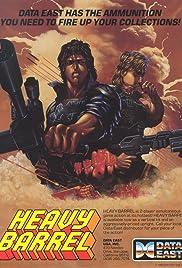Heavy Barrel Poster