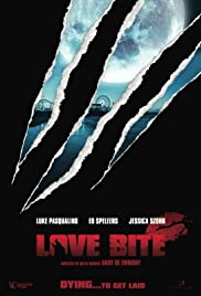 Love Bite (2012) Poster - Movie Forum, Cast, Reviews