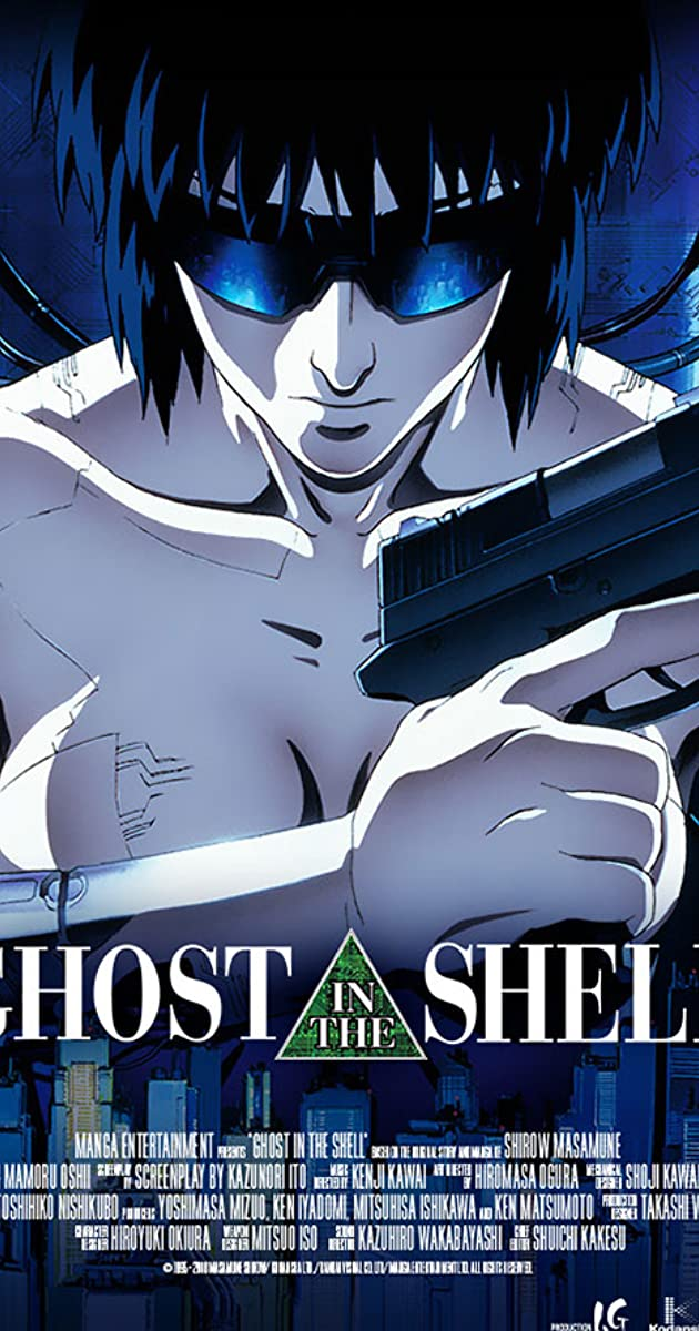 Ghost In The Shell IMDb - Powerful animation shows how society destroys our creativity