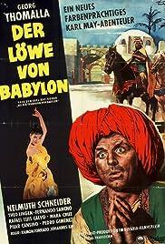 Der Löwe von Babylon Poster