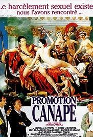Promotion canapé Poster