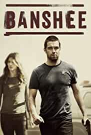 Banshee tv poster