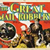 Jean Fenwick, Frank Nelson, and Theodore von Eltz in The Great Mail Robbery (1927)