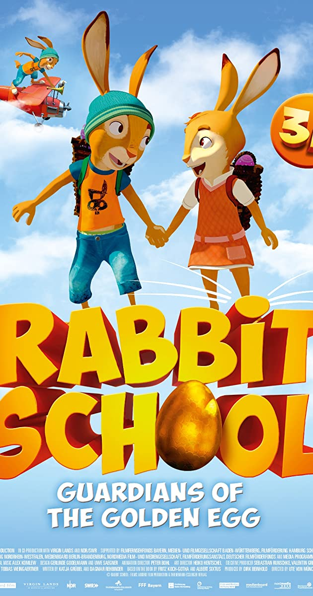 Kiškių mokykla / Rabbit school (2017)