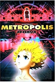 Metropolis(2001) Poster - Movie Forum, Cast, Reviews
