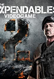 The Expendables 2 Videogame Poster