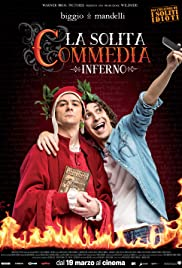La solita commedia: Inferno (2015) Poster - Movie Forum, Cast, Reviews