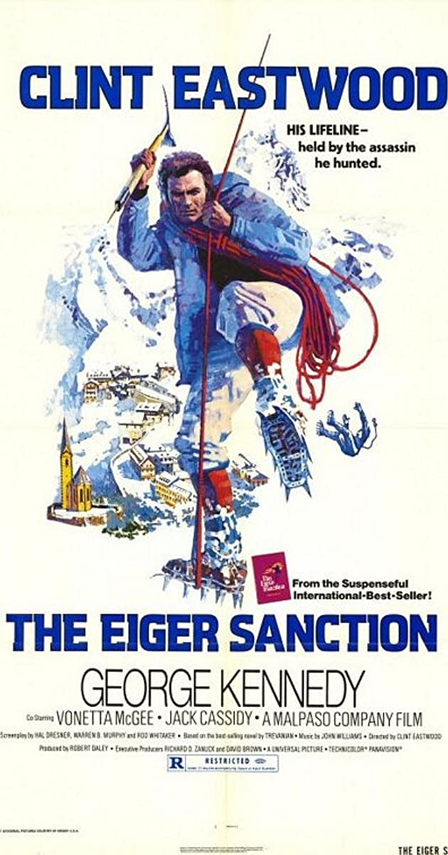 The Eiger Sanction (19... Charlize Theron Imdb