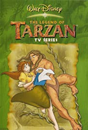 The Legend of Tarzan Poster - TV Show Forum, Cast, Reviews