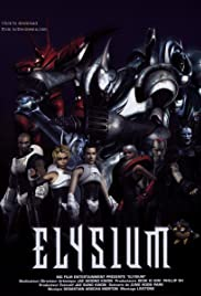Elysium (2003) Poster - Movie Forum, Cast, Reviews