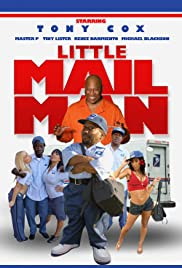 The Mail Man Poster
