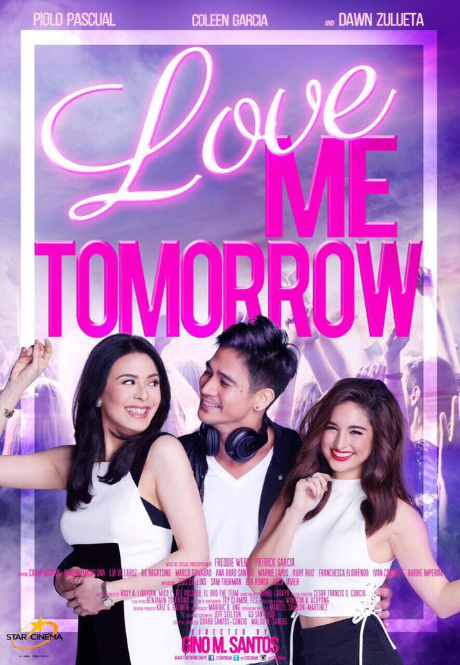 Love Me Tomorrow (2016) HDRip
